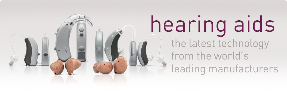 Hearing Aids Header